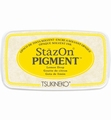 Stazon Pigment Ink Lemon Drop SZ-PIG-091