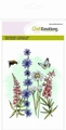 Craft Emotions Clear Stamp Wild Flowers 130501/1302