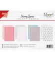 Joy! Crafts Papierset Merry Lama 6011/0617