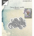 Joy Crafts Snijmal Daisy Bloemen Swirls 6002/1342