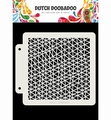 Dutch Doobadoo Dutch Mask Art Triangle Wave 470.715.143