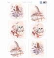Marianne Design Knipvel - Mattie's Mooiste Birds MB0181