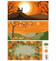 Marianne Design Knipvel Eline's Autumn's Background AK0073