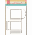 Marianne Design Stencil Party Pocket PS8043