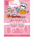 Marianne Design Collectables Eline's Raccoon COL1472
