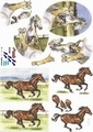Le Suh Knipvel Paarden 821542