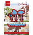 Marianne Design Creatables Tiny's Mushrooms LR0623