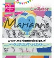 Marianne Design Creatables Van Harte & Ballon LR0625