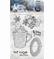 Studio Light Clear Stamp Snowy Afternoon 396  STAMPSA396