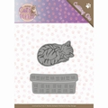 Amy Design Snijmal Cats - Sleeping Cats ADD10188