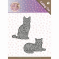 Amy Design Snijmal Cats - Sweet Cats ADD10187