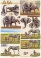 Le Suh Knipvel Olifant/Zebra 4169700