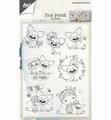 Joy! Crafts Clear Stamp Dierenvriendjes 6410/0500