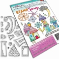 Polka Doodles Clear Stamp Not so Simple PD7885
