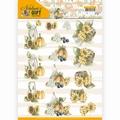 Precious Marieke knipvel Nature's Gift - Yellow Gift CD11350