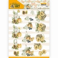 Precious Marieke knipvel Nature's Gift - Yellow Gift CD11350