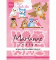 Marianne Design Collectables Eline's Owl COL1475