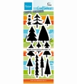 Marianne Design Craftables Trees by Marleen CR1483