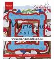 Marianne Design Creatables Tiny's Logs LR0630