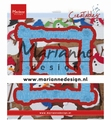 Marianne Design Creatables Tiny's Logs LR0630
