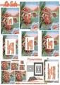 Le Suh Knipvel Pyramide Kikker 630073 per vel