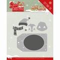 Yvonne Creations Die Sweet - Sweet Penguin YCD10179