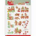 Yvonne Creations knipvel Sweet Cookies CD11373