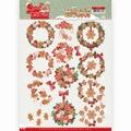 Yvonne Creations knipvel Sweet Wreaths CD11372