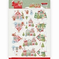 Yvonne Creations knipvel Sweet Houses CD11371
