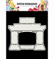 Dutch Doobadoo Dutch Card Art Fireplace 470.713.744