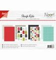 Joy! Crafts Papierset Sleigh Ride 6011/0633