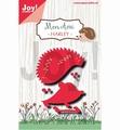 Joy Crafts Snijmal Mon Ami Harley (Egel) 6002/1395