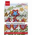 Marianne Design Creatables Greens LR0634