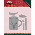 Yvonne Creations Die Family - Hot Drink YCD10186