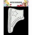 Dutch Doobadoo Dutch Card Art Canvas Shoe 470.713.750