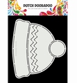 Dutch Doobadoo Dutch Card Art Winter Hat 470.713.748