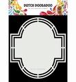 Dutch Doobadoo Dutch Shape Art Emarald 470.713.182