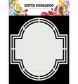 Dutch Doobadoo Dutch Shape Art Emarald 470.713.182