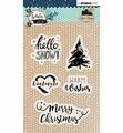 Studio Light Clear Stamp Winter Joys 418  STAMPWJ418