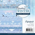 Yvonne Creations Paperpack Sparkling Winter YCPP10029