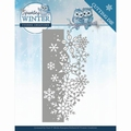 Yvonne Creations Die Sparkling Winter - Border YCD10189