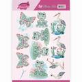Yvonne Creations knipvel Kitschy Lala - Frogs CD11421
