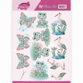 Yvonne Creations knipvel Kitschy Lala - Frogs CD11421
