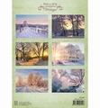 Nellie Snellen knipvel Vintage Christmas Time NEVI087