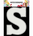 Dutch Doobadoo Dutch Card Art Chocolade S 470.713.753
