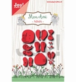 Joy Crafts Snijmal Mon Ami - Olifant Nima 6002/1425