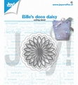 Joy Crafts Snijmal Bille's Deco - Daisy 6002/1400