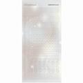Hobbydots Sticker - Pearl - Silver STDP172