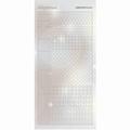 Hobbydots Sticker - Pearl - Silver STDP102
