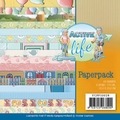 Yvonne Creations Paperpack Active Life YCPP10028
